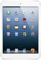 Image of Ipad that links to the Refer a Friend Page