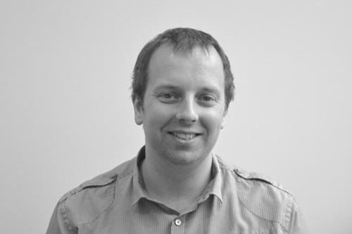 Image of IT Engineer Paul Townsend