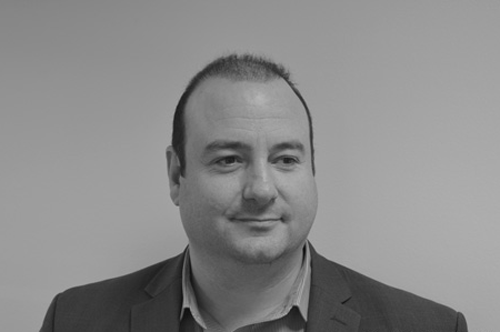 Image of Client Services Manager Richard Hines