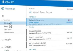 Office 365 email