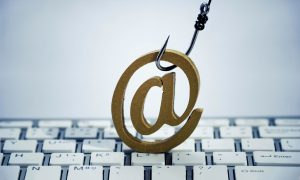 How to prevent email scams