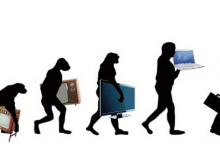 evolution of technology