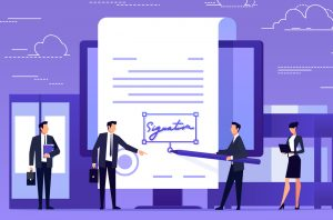 How to gain ROI from e-signatures